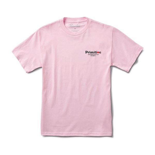 Camiseta Primitive Dirty P Cupid Rose