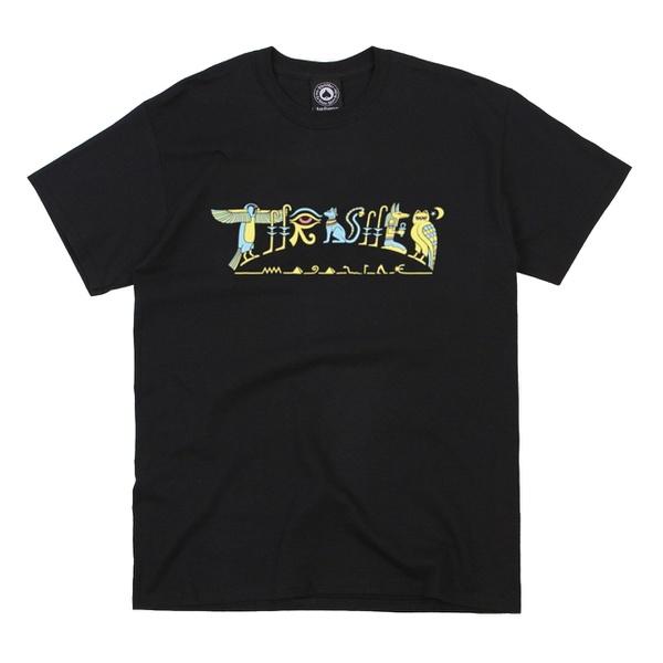 Camiseta Thrasher Hieroglyphics Black