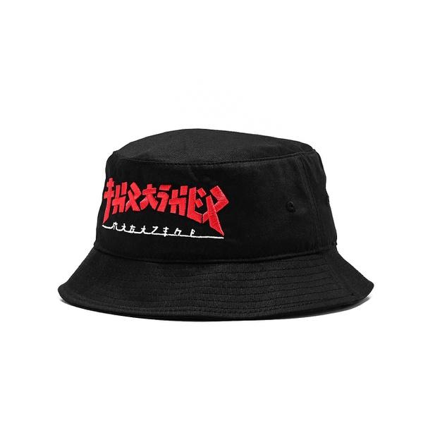 Bucket Hat Thrasher Godzila