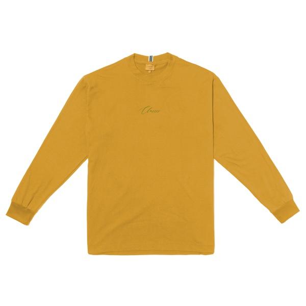 Longsleeve Class Classss Mustard
