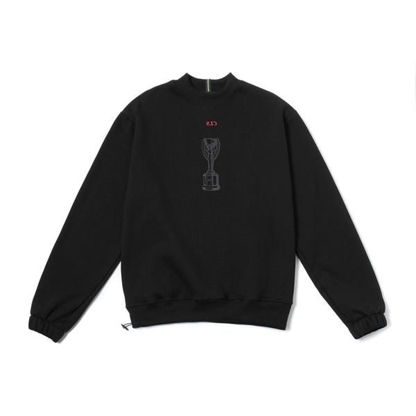 Sweatshirt Class Jules Rimet Black