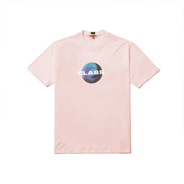 Camiseta Class Glass World Rose