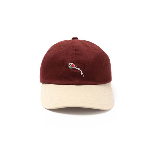 Classic Sport Hat Class Burgundy Beige