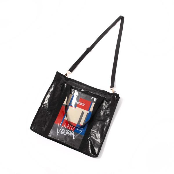 Tote Bag Class OSCURURU Black