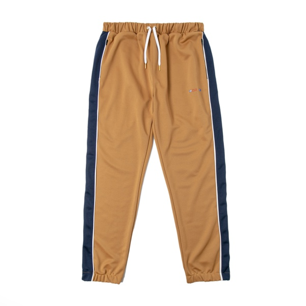 Track Pants Class Bege Azul Marinho