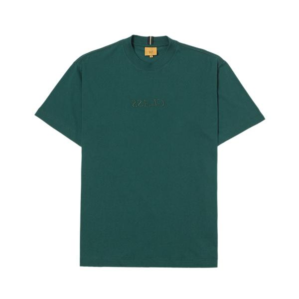 Camiseta Class Inverso Green