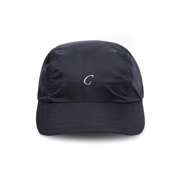 3 Panel Hat Class C Black