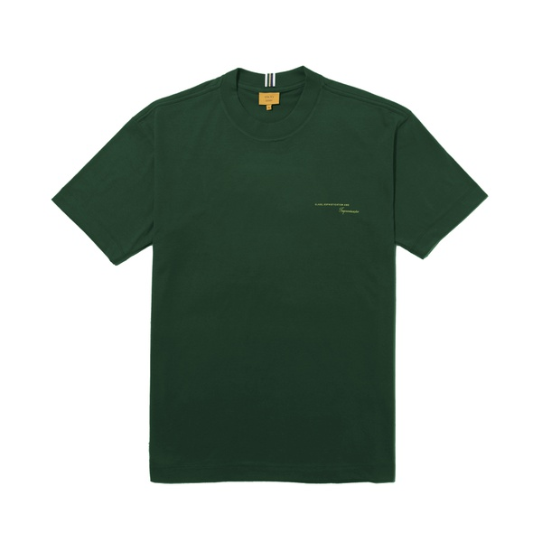 Camiseta Class Sophistication Improvisação Green