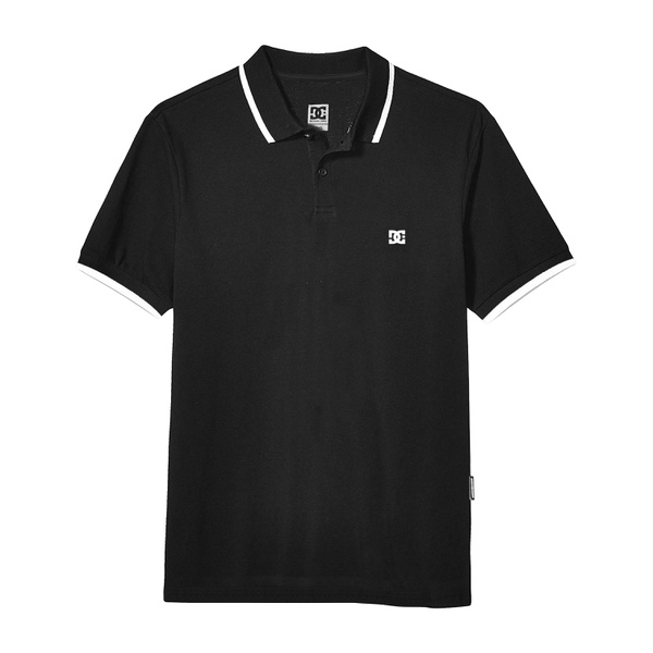 Camisa Polo DC Shoes StoneyBrook Black