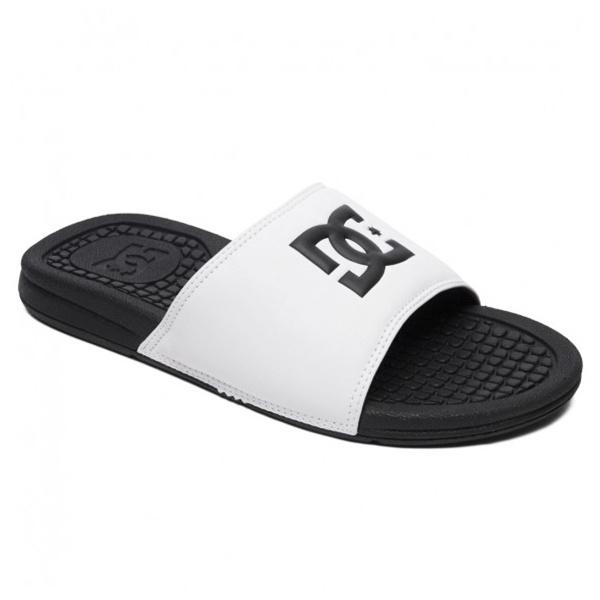 DC Shoes Sandals Bolsa Men LA White Black