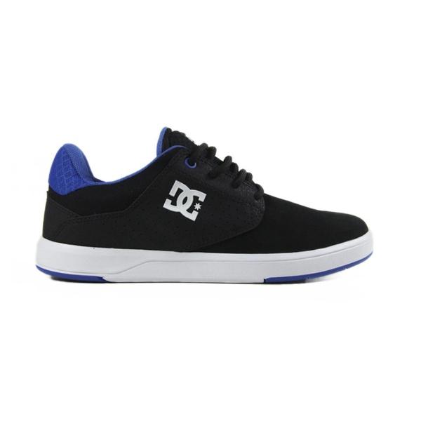 Dc Shoes Plaza TC Black White Blue