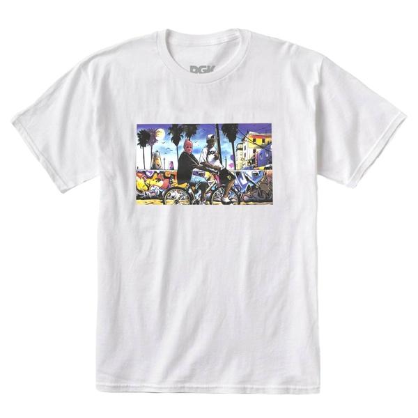 Camiseta DGK Venice White