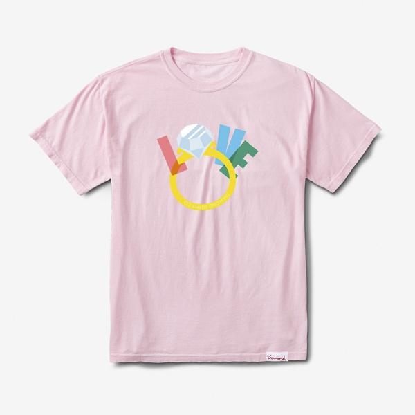 Camiseta Diamond Forever Pink