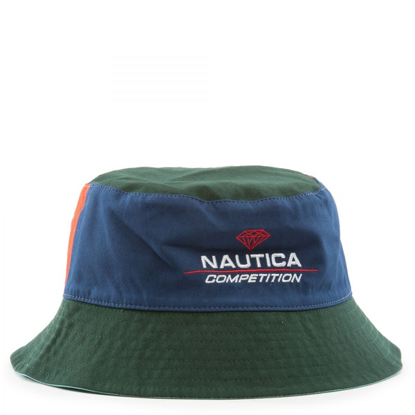 Bucket Hat Reversible Diamond x Nautica Multi