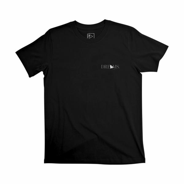 Camiseta Dreams Flying high Black
