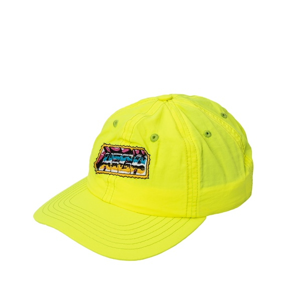 6 Panel High Space Chica Lime