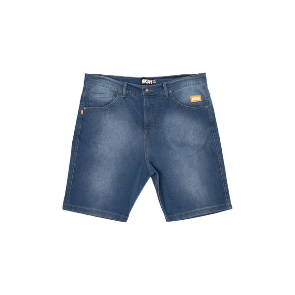 Baggy Jeans Shorts High