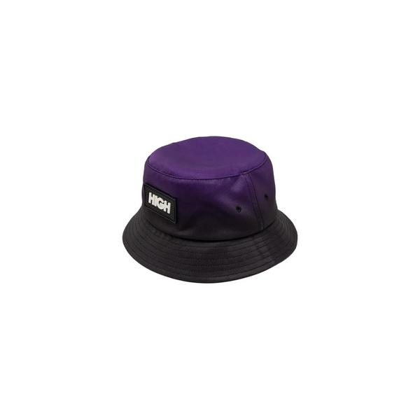 Gradient Bucket Hat High Purple