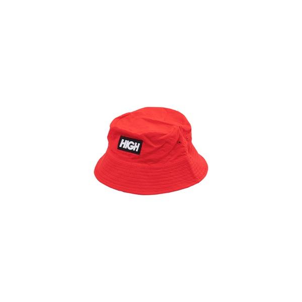 Reversive Bucket Hat High Red Navy