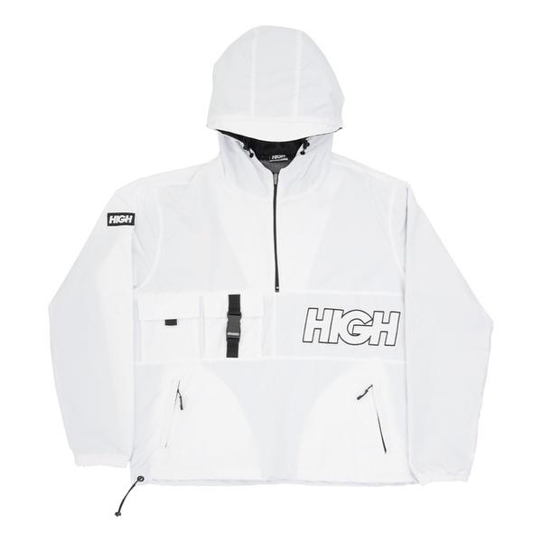 Anarok Cargo Jacket High White