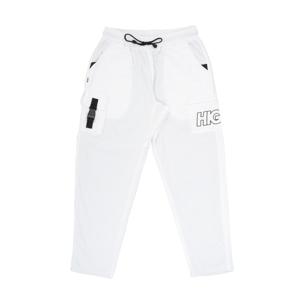 Cargo Track Pants High White