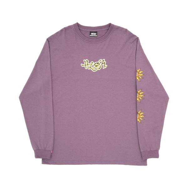 Longsleeve High Junglist Purple