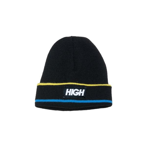 Beanie Kidz High Black