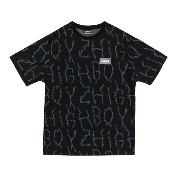 Camiseta High Tee Storm Black