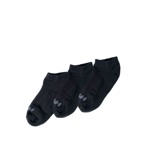 Pack Sport Socks High Logo Black