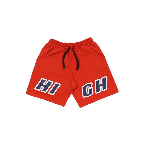 Bold Shorts High Orange