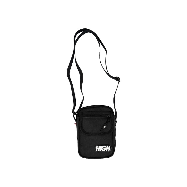 Shoulder Bag High Logo Black