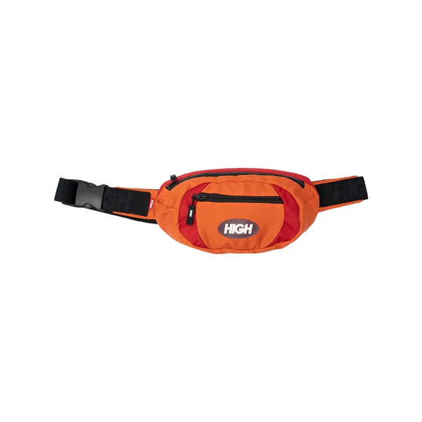 Waist Bag High Futura Orange Wine