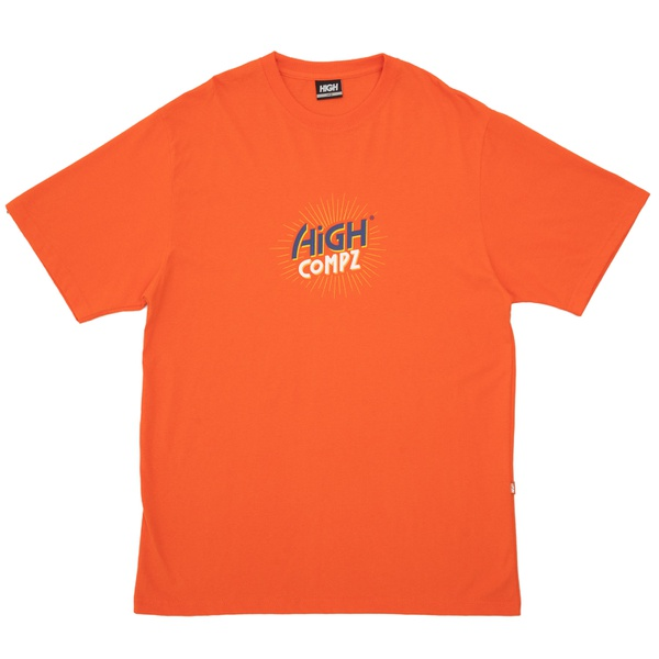 Camiseta High Tee Spritez Orange