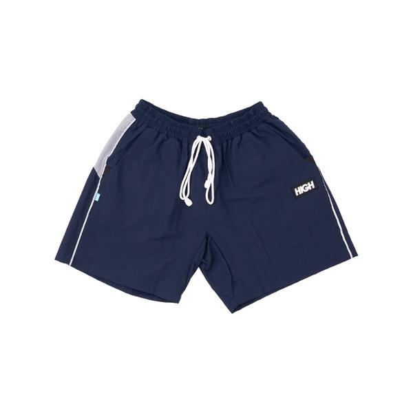Sport Shorts High Navy