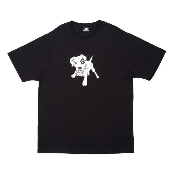 Camiseta High Tee Mutt Black