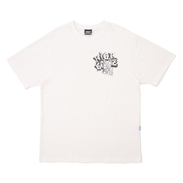 Camiseta High Tee Slingshot White