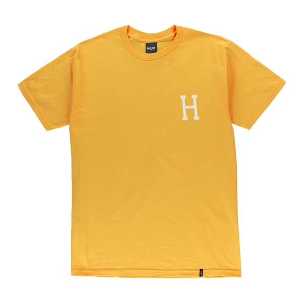 Camiseta HUF Essentials Classic H Orange