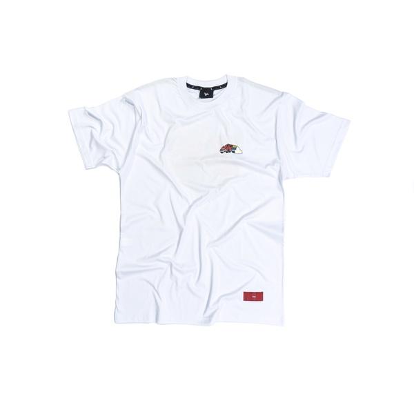 Camiseta ÖUS Ciclo do Mal Branco