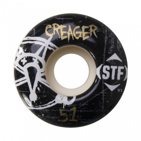 Roda Bones Creager Oh Gee STF 51MM 83B