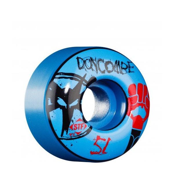 RODA BONES DUNCOMBE FIST STF 51MM 83B