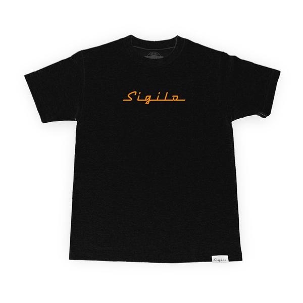 Camiseta Sigilo Logo Maseratti Preta