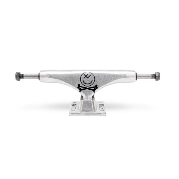 Truck Crail Enxaqueca XV Silver HI 139mm