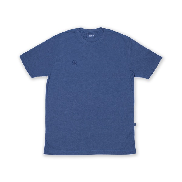 Camiseta Tupode Ancora Azul