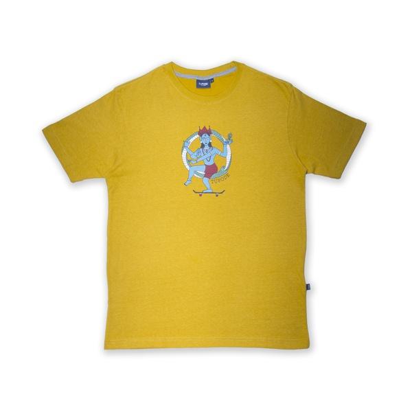 Camiseta Tupode Deia Amarelo