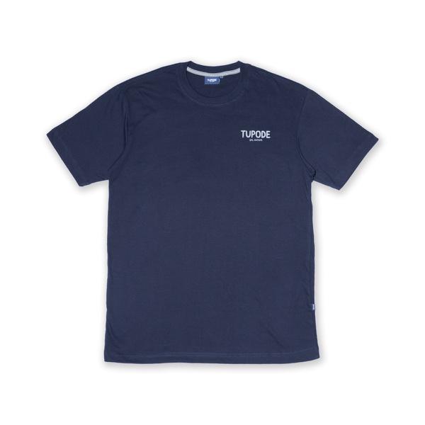 Camiseta Tupode Logo Marinho