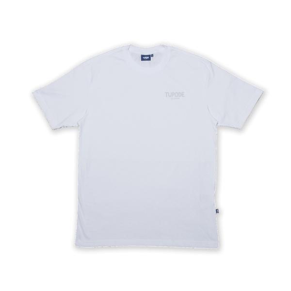 Camiseta Tupode Logo Branco