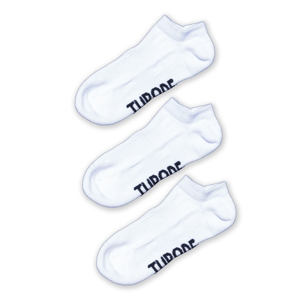 Pack Meia Socket Tupode Branco