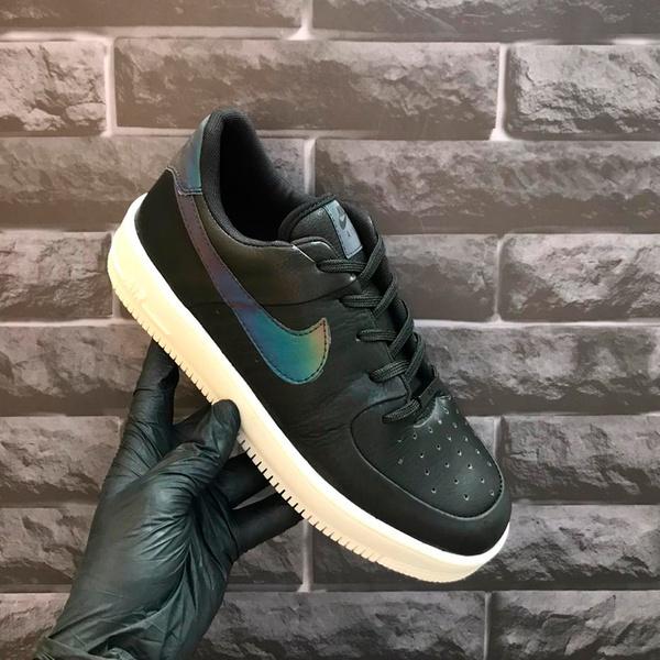 Nike Air Force 1 Holografico Preto