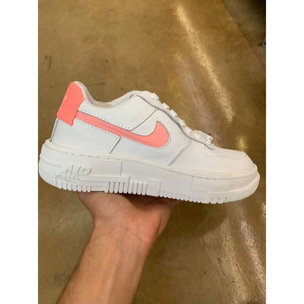 Nike Air Force 1 Pixel Braco Rosa