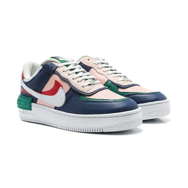 Nike Air Force Shadow Feminino Azul Verde
